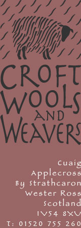 The Croft Wool's logo